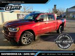 Red 2021 Ram 1500 Primary Listing Photo in Fort Macleod AB
