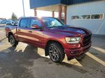 Red 2021 Ram 1500 Left Front Rim and Tire Photo in Fort Macleod AB