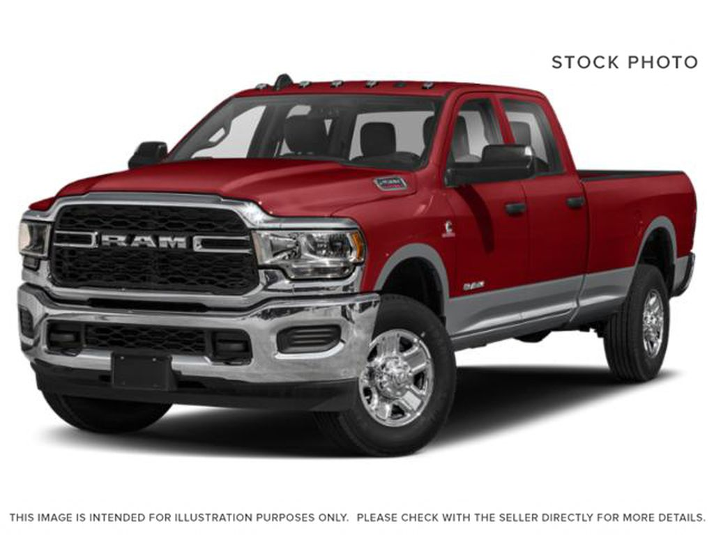 Red[Flame Red] 2021 Ram 2500