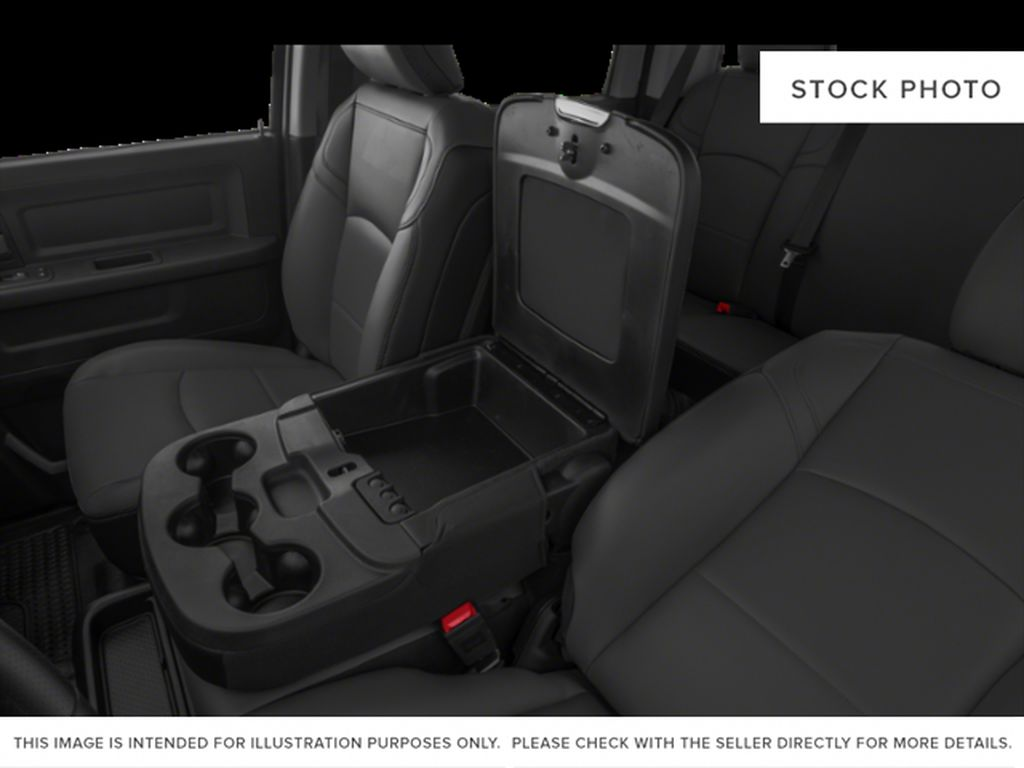 Red[Flame Red] 2021 Ram 2500 Center Console Photo in Fort Macleod AB