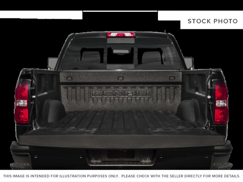 Silver[Quicksilver Metallic] 2019 GMC Sierra 2500HD Trunk / Cargo Area Photo in Fort Macleod AB