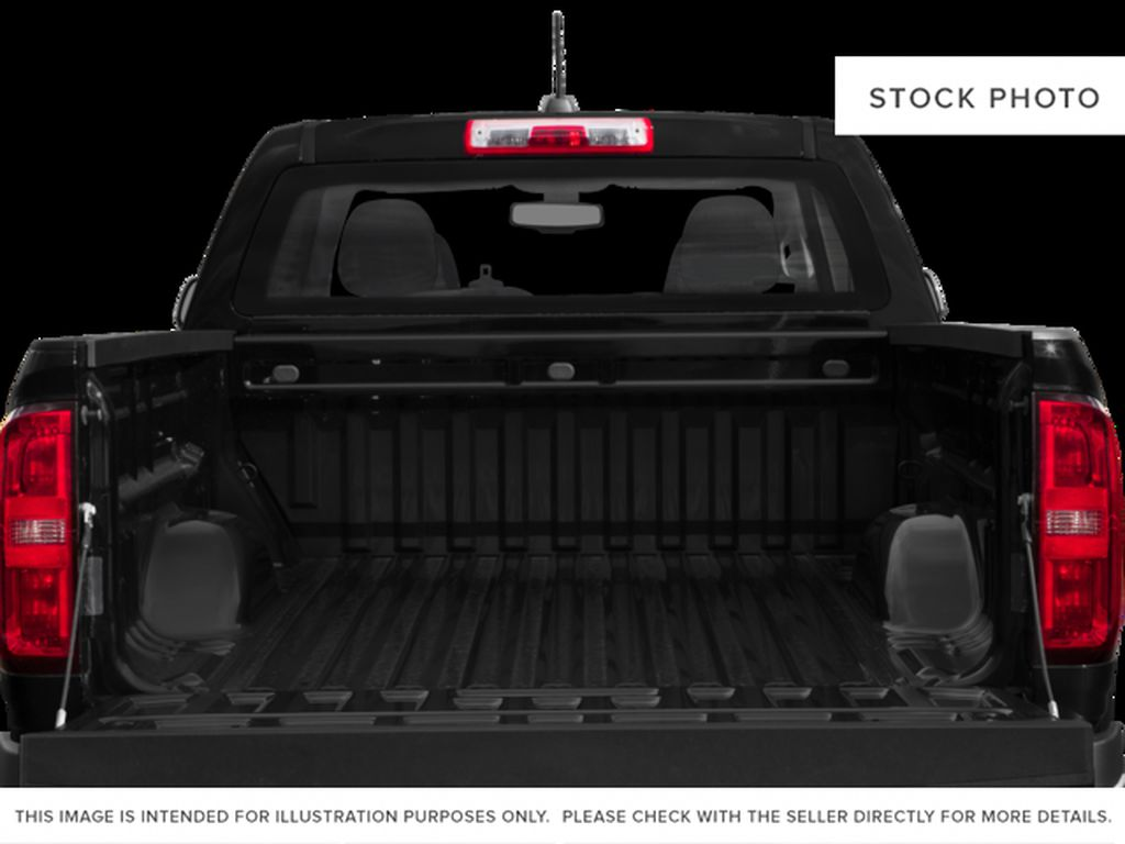 White[Summit White] 2016 Chevrolet Colorado Trunk / Cargo Area Photo in Fort Macleod AB