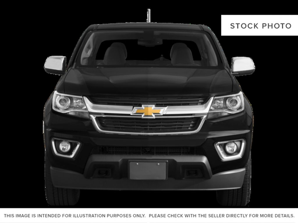 White[Summit White] 2016 Chevrolet Colorado Front Vehicle Photo in Fort Macleod AB
