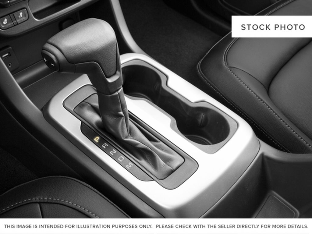 White[Summit White] 2016 Chevrolet Colorado Center Console Photo in Fort Macleod AB