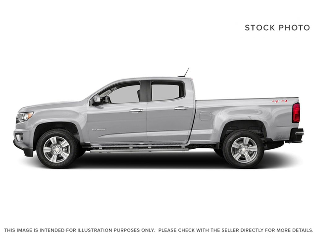 White[Summit White] 2016 Chevrolet Colorado Left Side Photo in Fort Macleod AB