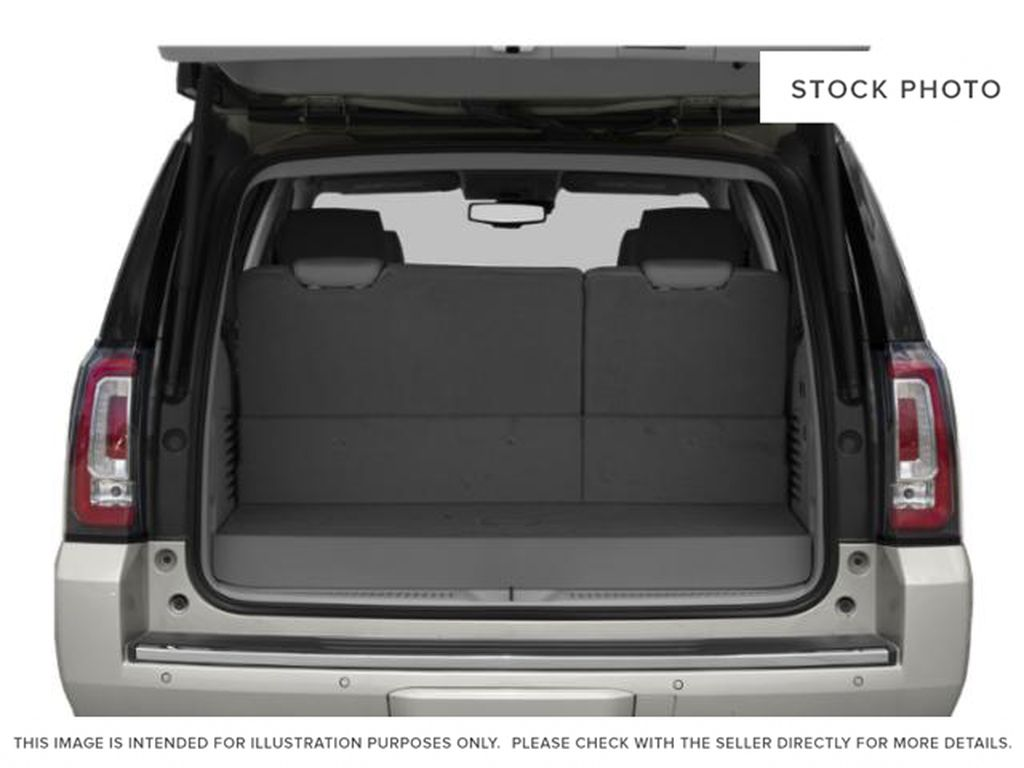 Blue[Dark Sapphire Blue Metallic] 2019 GMC Yukon Trunk / Cargo Area Photo in Fort Macleod AB