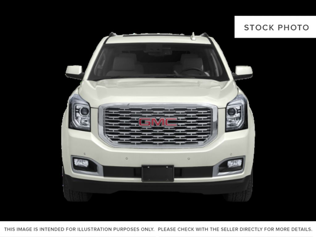 Blue[Dark Sapphire Blue Metallic] 2019 GMC Yukon Front Vehicle Photo in Fort Macleod AB