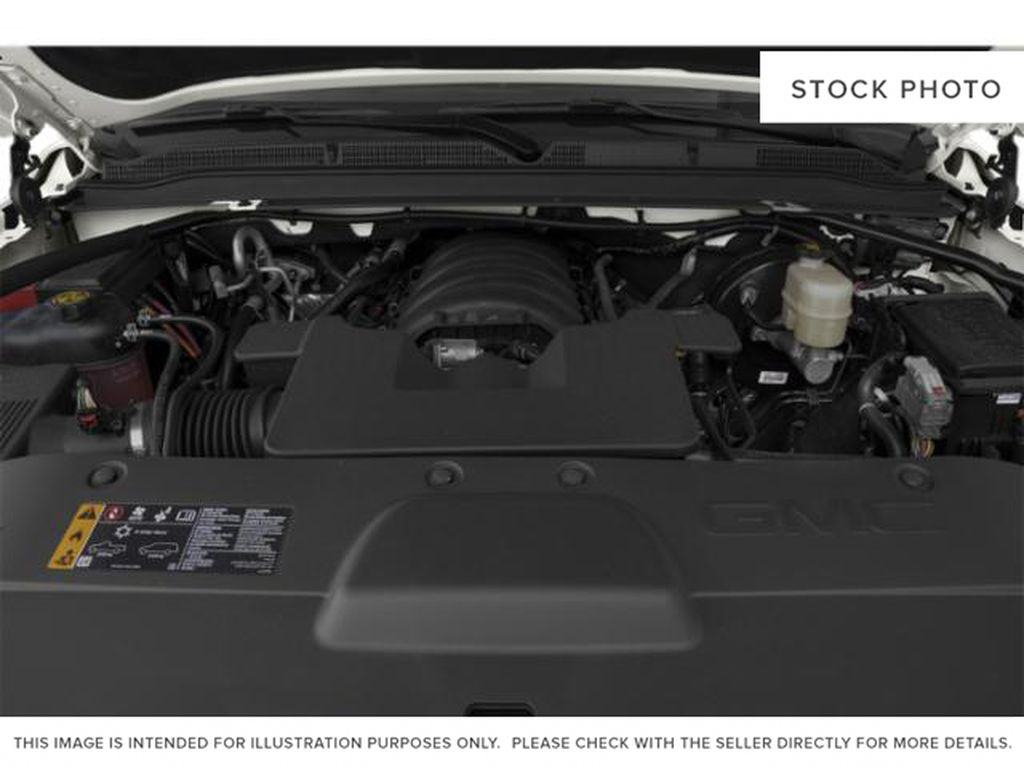 Blue[Dark Sapphire Blue Metallic] 2019 GMC Yukon Engine Compartment Photo in Fort Macleod AB