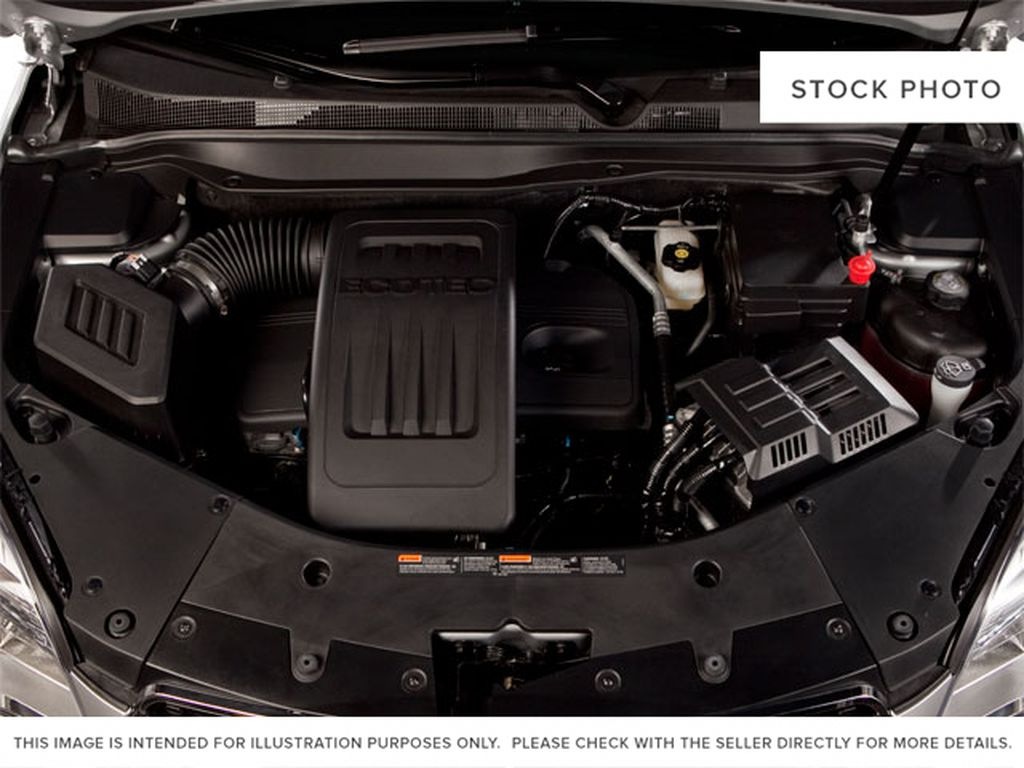 2013 Chevrolet Equinox Engine Compartment Photo in Fort Macleod AB