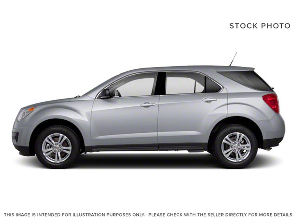 2013 Chevrolet Equinox Left Side Photo in Fort Macleod AB