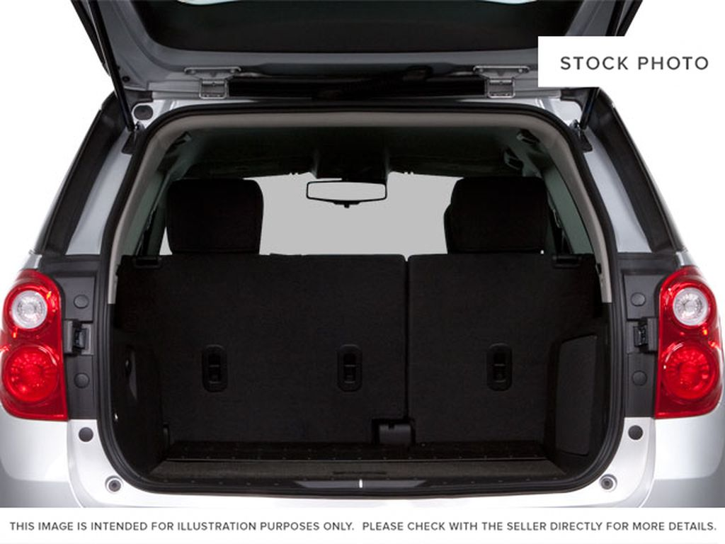 2013 Chevrolet Equinox Trunk / Cargo Area Photo in Fort Macleod AB