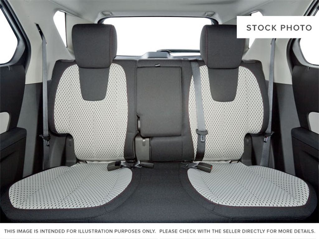2013 Chevrolet Equinox Left Side Rear Seat  Photo in Fort Macleod AB