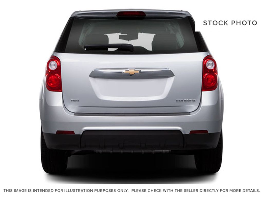 2013 Chevrolet Equinox Rear of Vehicle Photo in Fort Macleod AB