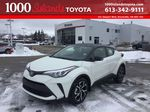 Black[Black Sand Pearl] 2021 Toyota C-HR Primary Listing Photo in Brockville ON