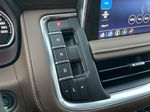 White[Iridescent Pearl Tricoat] 2021 Chevrolet Suburban High Country Center Console Photo in Calgary AB