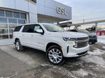 White[Iridescent Pearl Tricoat] 2021 Chevrolet Suburban High Country Primary Listing Photo in Calgary AB