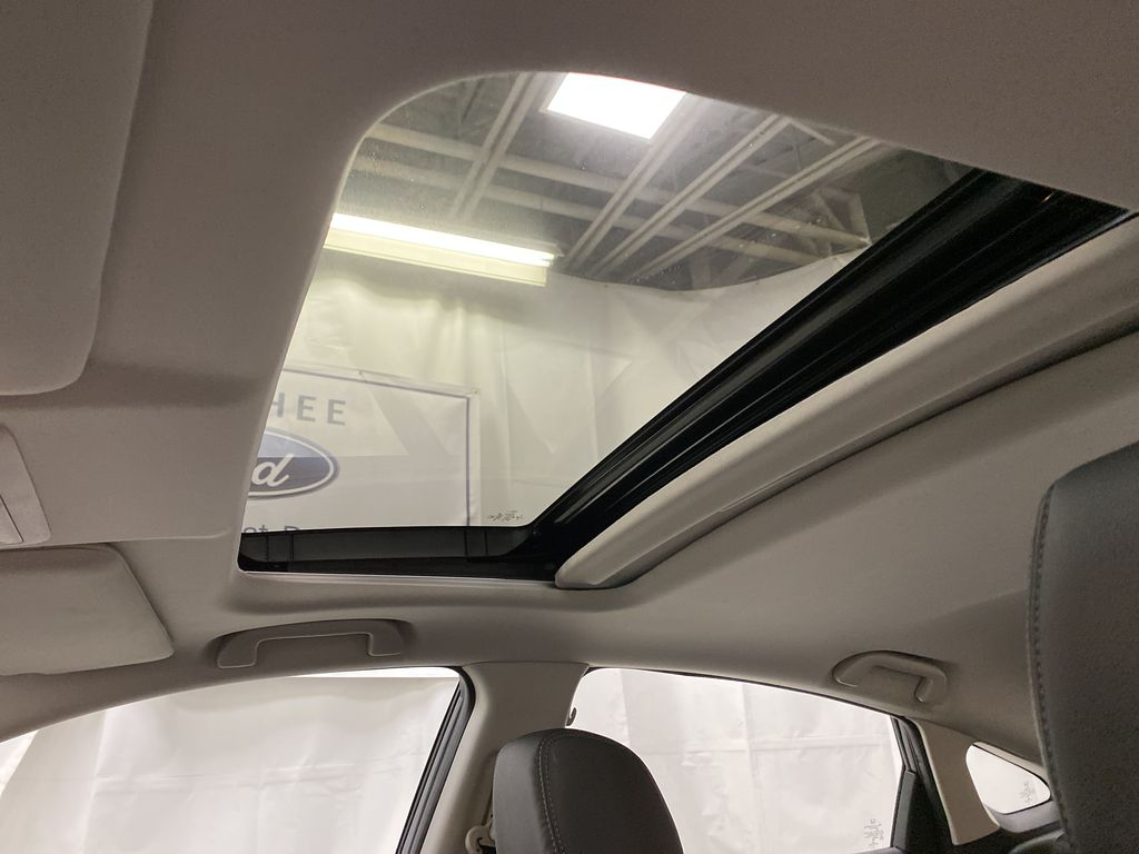 Gray[Modern Steel Metallic] 2016 Honda Civic Sedan Sunroof Photo in Dartmouth NS