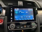 Gray[Modern Steel Metallic] 2016 Honda Civic Sedan Radio Controls Closeup Photo in Dartmouth NS