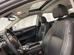 Gray[Modern Steel Metallic] 2016 Honda Civic Sedan Left Front Interior Photo in Dartmouth NS
