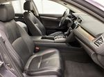 Gray[Modern Steel Metallic] 2016 Honda Civic Sedan Right Side Front Seat  Photo in Dartmouth NS