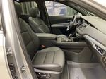 Silver[Radiant Silver Metallic] 2021 Cadillac XT4 Right Side Front Seat  Photo in Edmonton AB