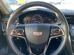 White[Crystal White Tricoat] 2016 Cadillac CTS Sedan Luxury AWD Steering Wheel and Dash Photo in Calgary AB