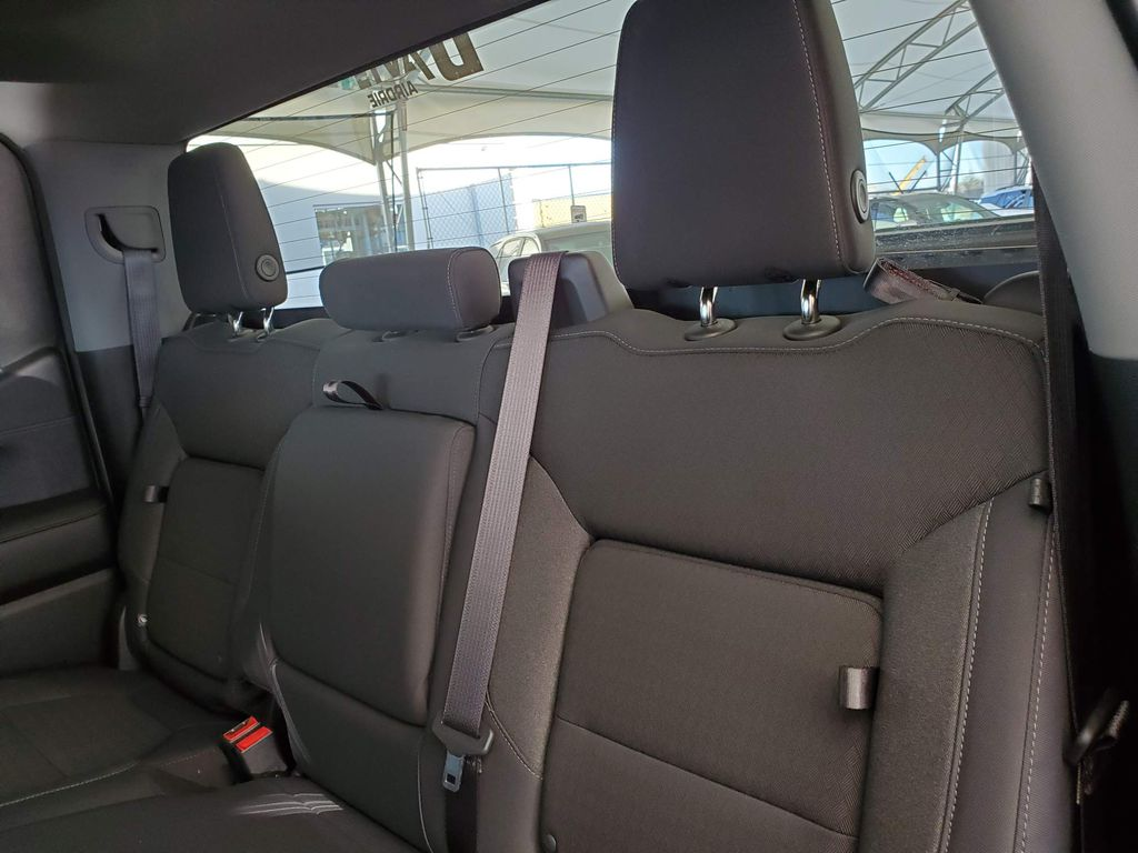 Black 2019 GMC Sierra 1500 Center Console Photo in Airdrie AB