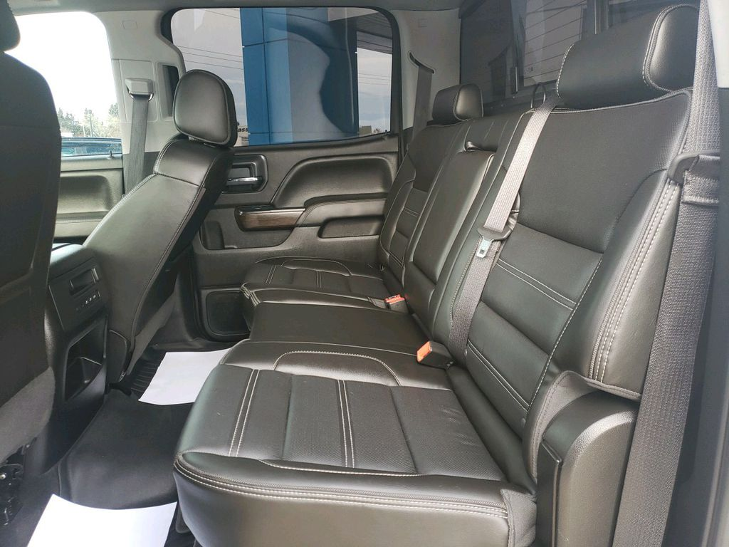 White 2018 GMC Sierra 3500HD Left Side Rear Seat  Photo in Westlock AB