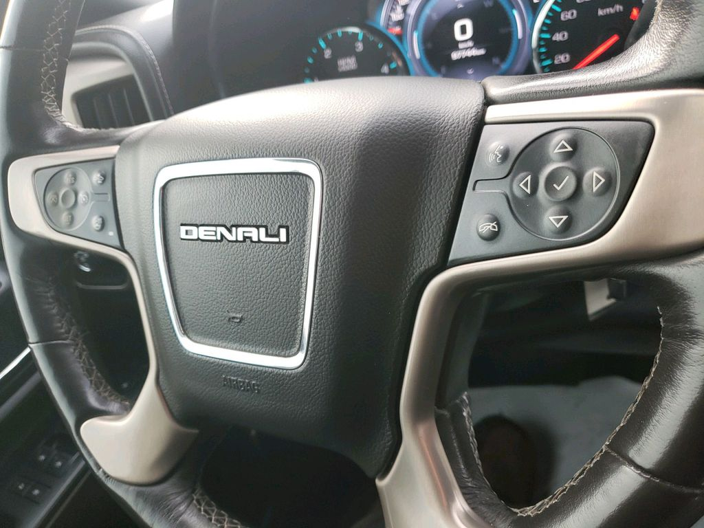 White 2018 GMC Sierra 3500HD Odometer Photo in Westlock AB