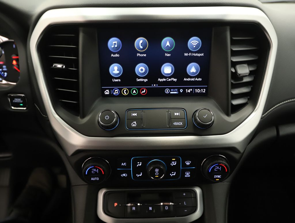 White 2021 GMC Acadia Odometer Photo in Lethbridge AB