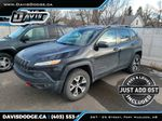Black 2016 Jeep Cherokee Primary Listing Photo in Fort Macleod AB