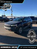 Black 2020 Jeep Cherokee Primary Listing Photo in Fort Macleod AB