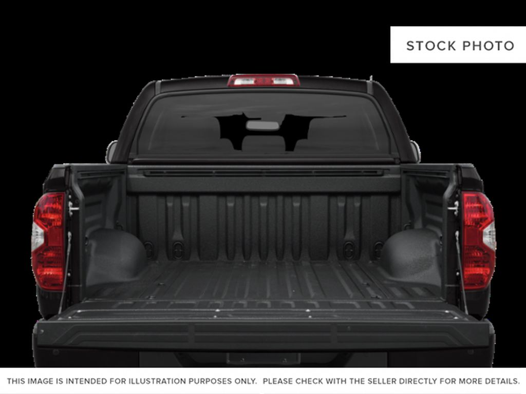 White[Alpine White] 2018 Toyota Tundra Trunk / Cargo Area Photo in Fort Macleod AB