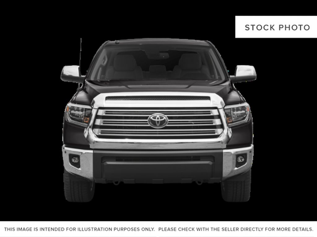 White[Alpine White] 2018 Toyota Tundra Front Vehicle Photo in Fort Macleod AB
