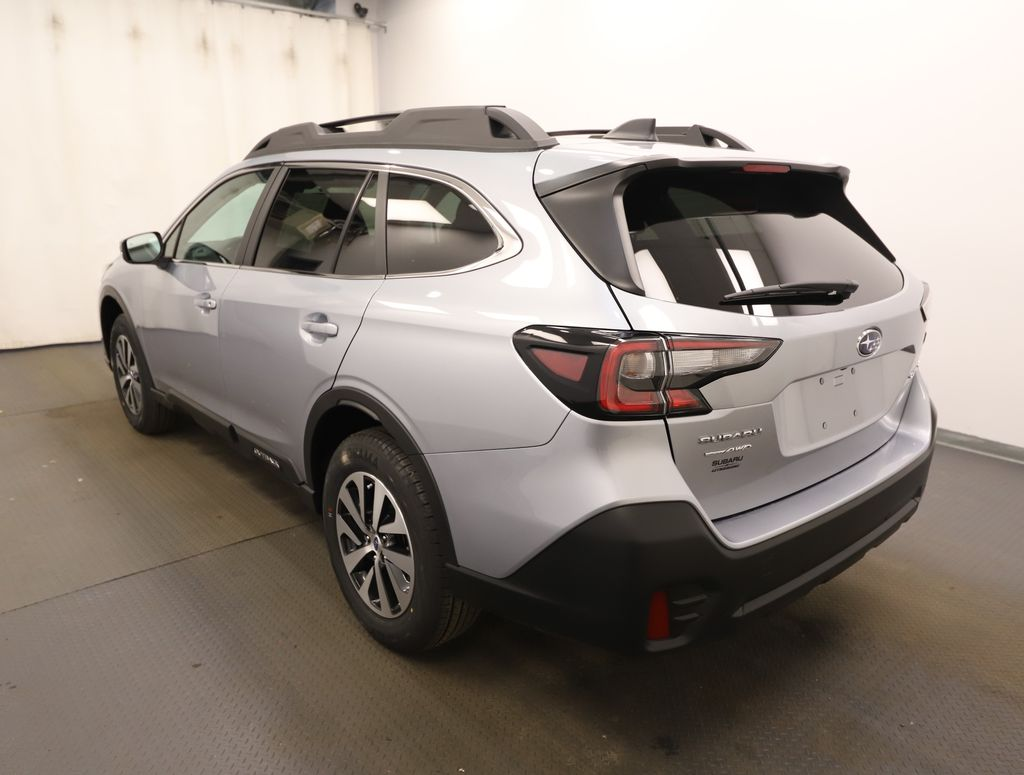 Silver 2021 Subaru Outback Left Front Rim and Tire Photo in Lethbridge AB