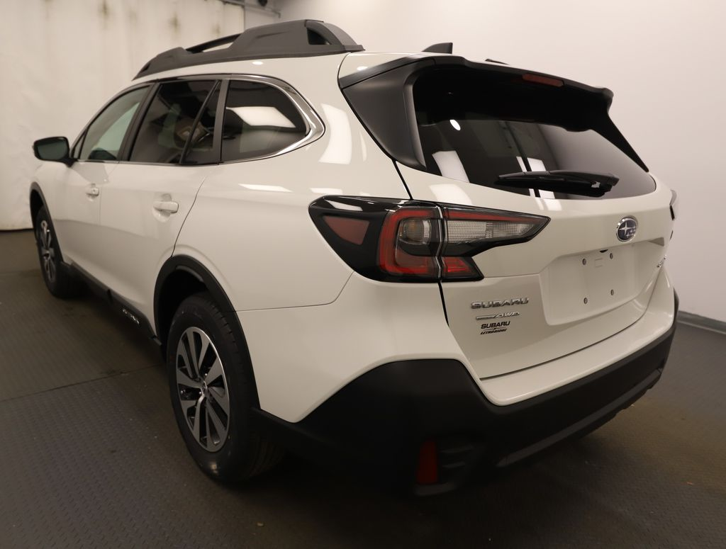 White 2021 Subaru Outback Left Front Interior Photo in Lethbridge AB