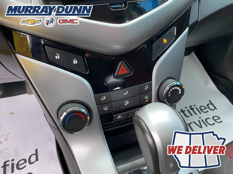 Silver 2014 Chevrolet Cruze Frnt Seat Climate Ctrls Photo in Nipawin SK