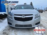 Silver 2014 Chevrolet Cruze Front Vehicle Photo (Low) in Nipawin SK