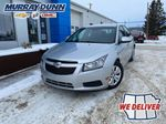 Silver 2014 Chevrolet Cruze Primary Listing Photo in Nipawin SK