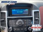 Silver 2014 Chevrolet Cruze Central Dash Options Photo in Nipawin SK