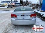 Silver 2014 Chevrolet Cruze Rear of Vehicle Photo in Nipawin SK
