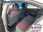 Silver 2014 Chevrolet Cruze Third Row Seat Photo in Nipawin SK