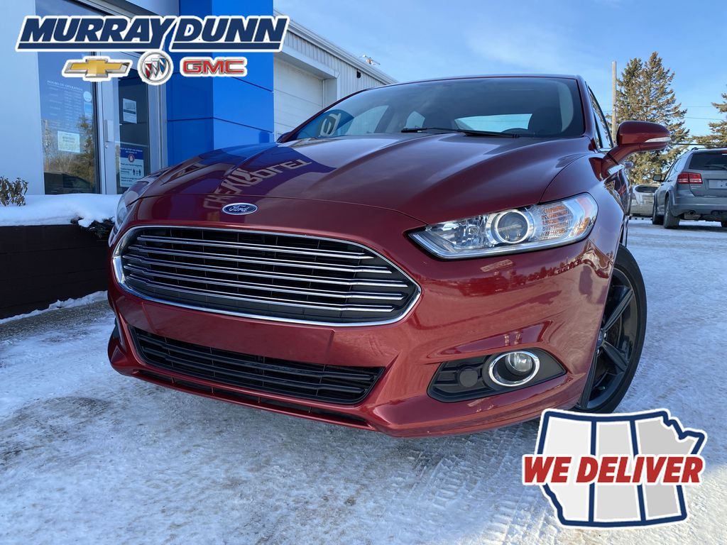 Red[Ruby Red Metallic Tinted Clearcoat] 2016 Ford Fusion LF Corner and Fog Lights (Low) in Nipawin SK