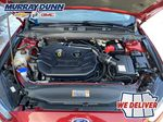 Red[Ruby Red Metallic Tinted Clearcoat] 2016 Ford Fusion Engine Compartment Photo in Nipawin SK