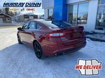 Red[Ruby Red Metallic Tinted Clearcoat] 2016 Ford Fusion Left Rear Corner Photo in Nipawin SK