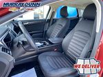 Red[Ruby Red Metallic Tinted Clearcoat] 2016 Ford Fusion Driver's Seat Back Photo in Nipawin SK