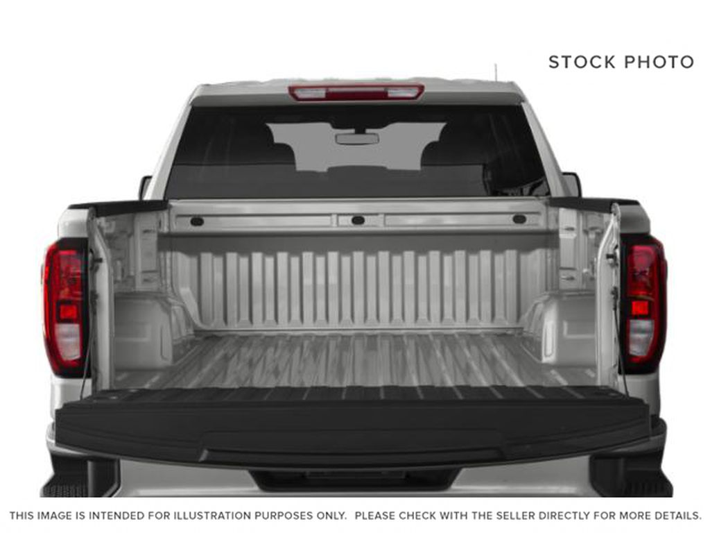 Black[Onyx Black] 2021 GMC Sierra 1500 Trunk / Cargo Area Photo in Edmonton AB