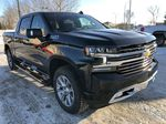 Black[Black] 2021 Chevrolet Silverado 1500 Right Front Corner Photo in Edmonton AB