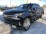 Black[Black] 2021 Chevrolet Silverado 1500 Left Front Corner Photo in Edmonton AB