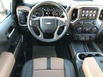 Black[Black] 2021 Chevrolet Silverado 1500 Strng Wheel/Dash Photo: Frm Rear in Edmonton AB